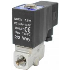 Vana control fluide din inox apa/aer/ulei