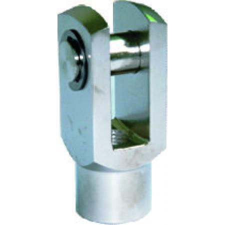 Accesorii tip furca pentru cilindri pneumatici