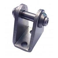 Accesorii tip L cu oscilare prindere cilindri pneumatici