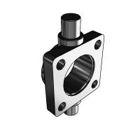 Accesorii prindere cilindru pneumatic ISO 15552 tip FTC