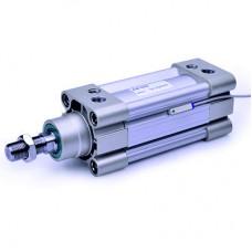 Cilindru pneumatic patrat ISO 15552 seria SAI
