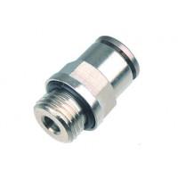 Conectori push-in drepti complet metalici