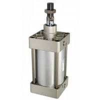 Cilindru pneumatic patrat ISO 15552 seria SGC