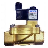 Vana control fluide din alama apa/aer/ulei
