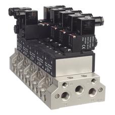 Electrovalve pneumatice cu bobina ISO5599 Taglia 1/2/3